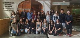 4060:Estudantes do EM visitam o Hospital Moinhos de Vento