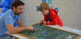 3747:Pais participam de oficinas na homenagem da Educação Infantil
