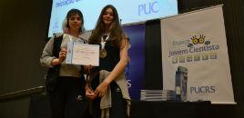 4770:Estudantes conquistam Prêmio Jovem Cientista, da PUCRS