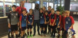 4252:Farroupilha estreia com vitórias na Taça Escolar de Futsal