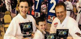 4459:Estudantes conquistam Torneio de Taekwondo Songahm