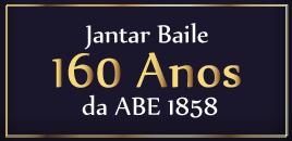 4255:Participe do Jantar Baile de aniversário da ABE 1858