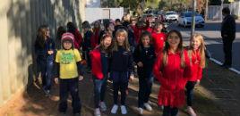 4464:Turmas dos 2º ano estudam o bairro e sua relação com a escola