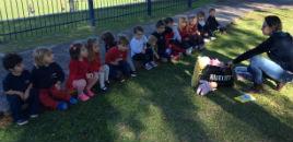 - Crianças do Nível 2D iniciam novo projeto