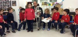 4724:Crianças do Nível 3E recebem familiares nas aulas