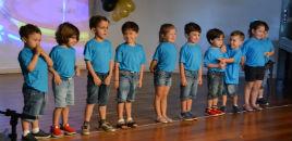 4892:Musical das turmas do Nível 3 tem participação das famílias