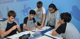 4316:Farroupilha na Olimpíada Internacional de Matemática
