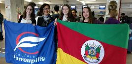 4571:Farroupilha na final da Olimpíada Nacional em História do Brasil
