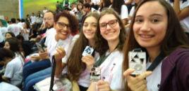4576:Farroupilha é prata na Olimpíada Nacional em História do Brasil