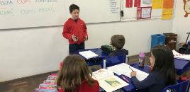 - Estudante do 1º ano dos Anos Iniciais cria rimas com Lego