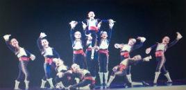 4710:Estudantes dos Anos Iniciais se destacam em festival de ballet