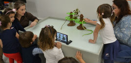 3875:Crianças do Nível 3C criam animações em Stop Motion