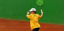 4644:Estudante é convocado pelo Brasil para torneio de Tênis na Bolívia
