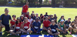 4816:Estudantes participam de Torneio Escolar de Atletismo
