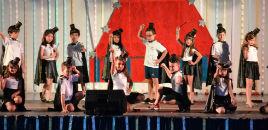 4158:A magia do circo na festa de encerramento do 2º ano