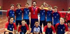 4123:Farroupilha é destaque em competições de voleibol