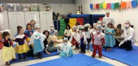 - Famílias do N3C desenvolvem atividades com as crianças