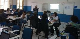 3956:Setor de TE ministra workshop em evento da ASSERS
