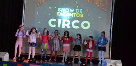 3701:Estudantes dos Anos Iniciais se apresentam no Show de Talentos