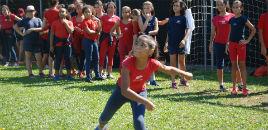 4284:Minijogos movimentam o sábado das turmas do 6º ano