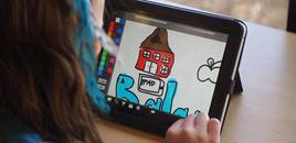 - Alfabetização com o uso de tablet divide educadores