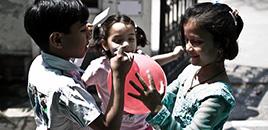 1313:Brincadeira é atividade espontânea da criança explorando e aprendendo sobre o mundo