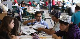 - Saiba como funciona a escola pública sem provas, turmas e disciplinas