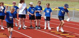 - Educação física descobre novos esportes na escola