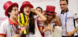 - Festa do Lego mostra força da robótica na sala de aula
