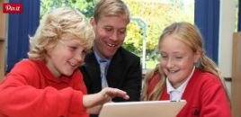 1404:Alunos dão aulas de tecnologia a professores na Finlândia