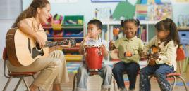 1434:Como a música ajuda no desenvolvimento cognitivo das crianças