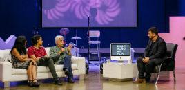 - Canal Futura estreia talk show sobre educação
