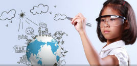 1412:Harvard tem curso de cidadania global para crianças e jovens