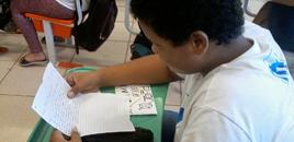 - Troca de cartas: uma forma de estimular a escrita em sala de aula