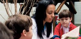 - Boas práticas fazem das escolas ambientes leitores