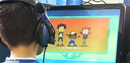 1274:Plataforma combina atividades digitais com livros para engajar alunos