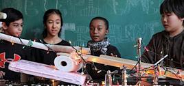 - Inspire-se em 3 escolas que romperam com a sala de aula