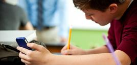 - Sete motivos para ligar o celular na sala de aula