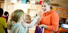 - Diálogo para conquistar a confiança de alunos